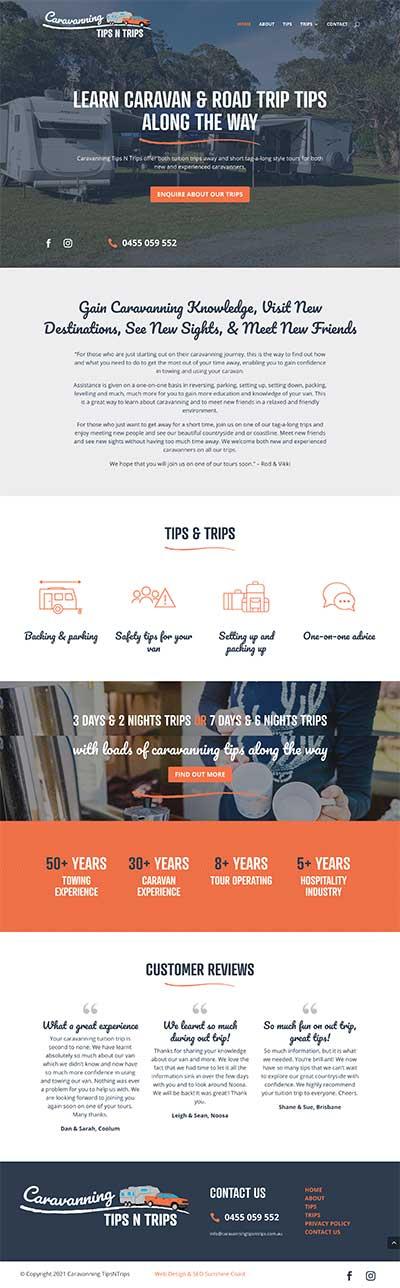 caravanning-trips-sunshine-coast-brisbane-web-designs---best-website-designs-brisbane-sydney-melbourne-and-sunshine-coast
