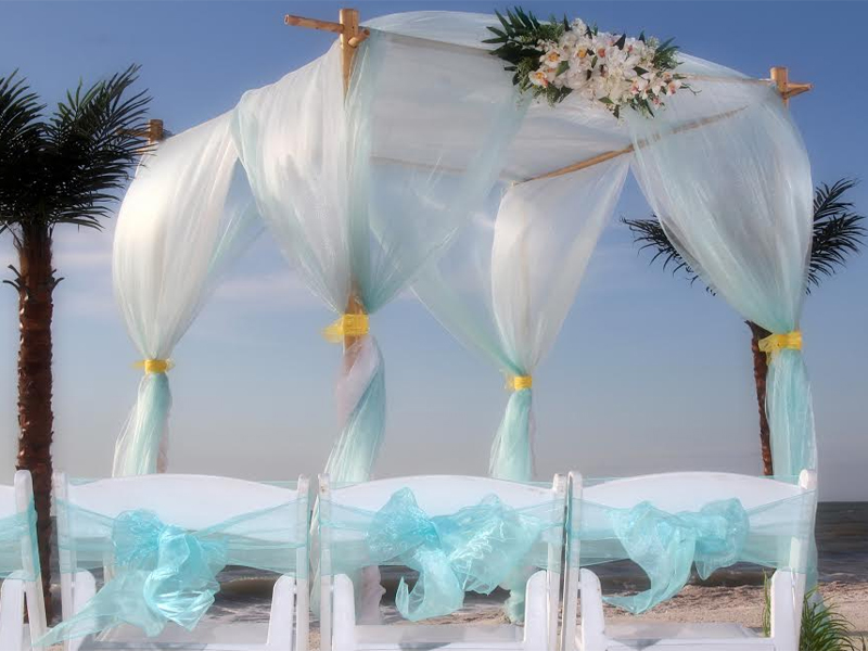 Sea Themed Wedding Decorations