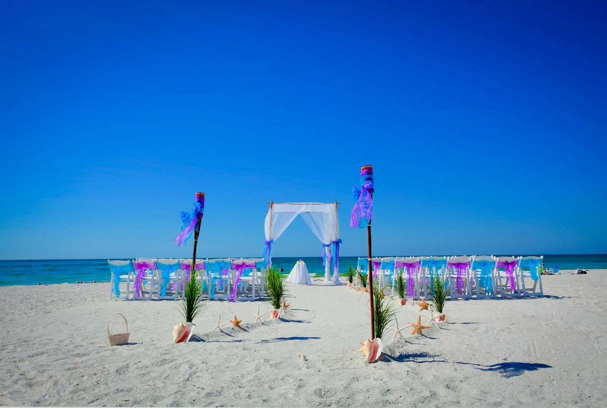 Affordable Beach Destination Weddings