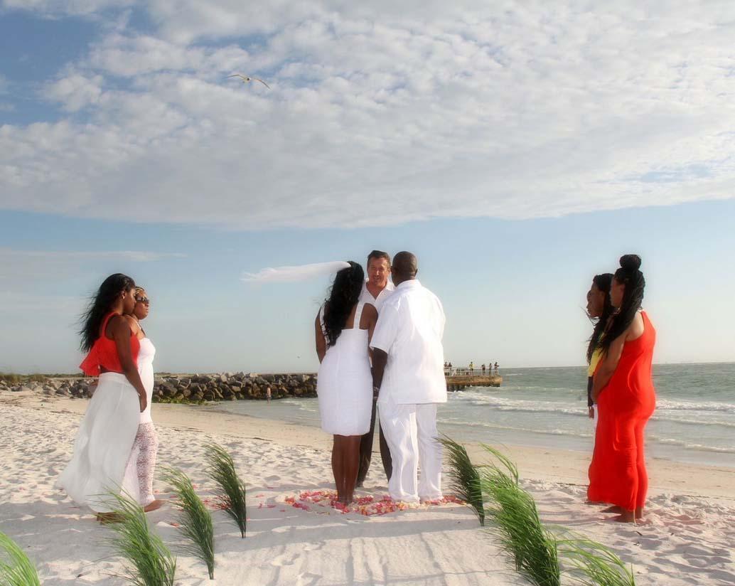 The Gulf Beach Package By Suncoast WeddingsSuncoast Weddings