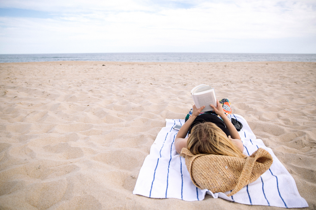 Spring Break: 15 Reads for the Beach
