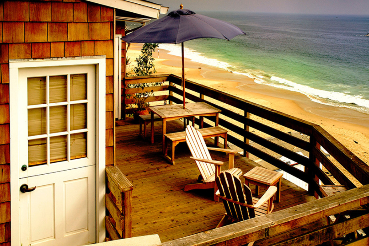 Off the Beaten Path: Crystal Cove Cottages, California