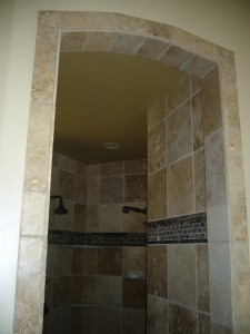 Miller MB Shower Entry