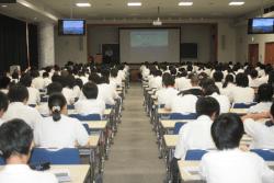 「世界遺産『富士山』出前講座」が行われました