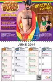 June 2014 poster