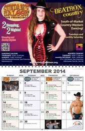 September 2014 poster
