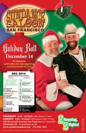 December 2014 poster