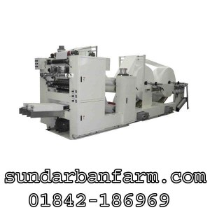 Automatic Toilet Paper Converting Machine