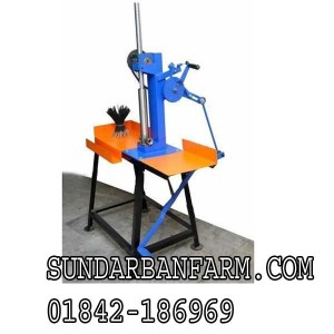 Paddle Agarbatti Making Machine