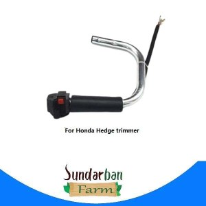 Handle bar Switch Accelerator Throttle Trigger Cable assy for Sidepack Backpack Hedge Trimmer Strimmer Auger Brush Cutter