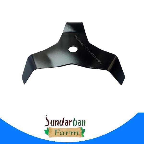 3T Scimitar Weeding blade,Lawn mower blade thickened brush cutter blade Grass Cutter Parts Weeding blade