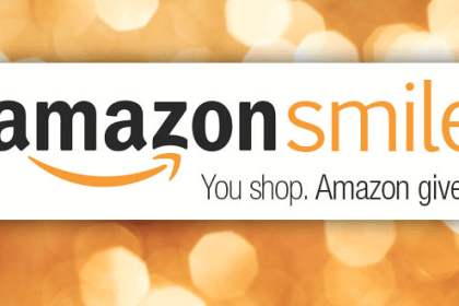 Donate by shopping Amazon Smile
