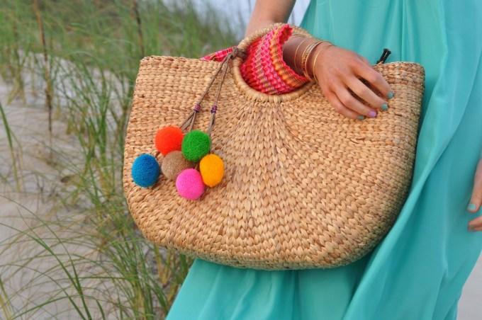 JADEtribe Beach Basket