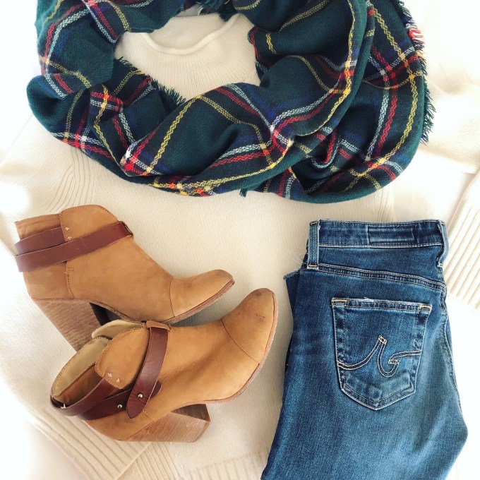 Thanksgiving Day Outfit Sunday Beach Blog