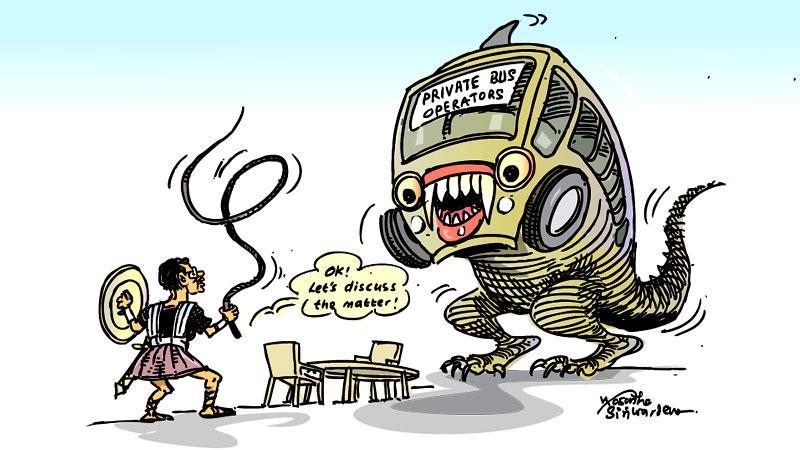 Image result for sri Lanka bus driver's discipline cartoons