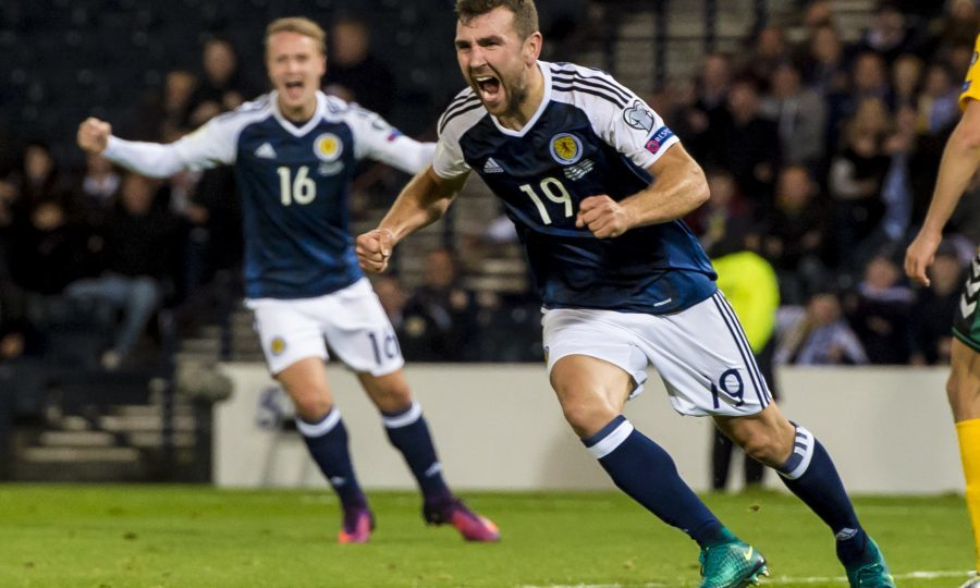Image result for leigh griffiths james mcarthur