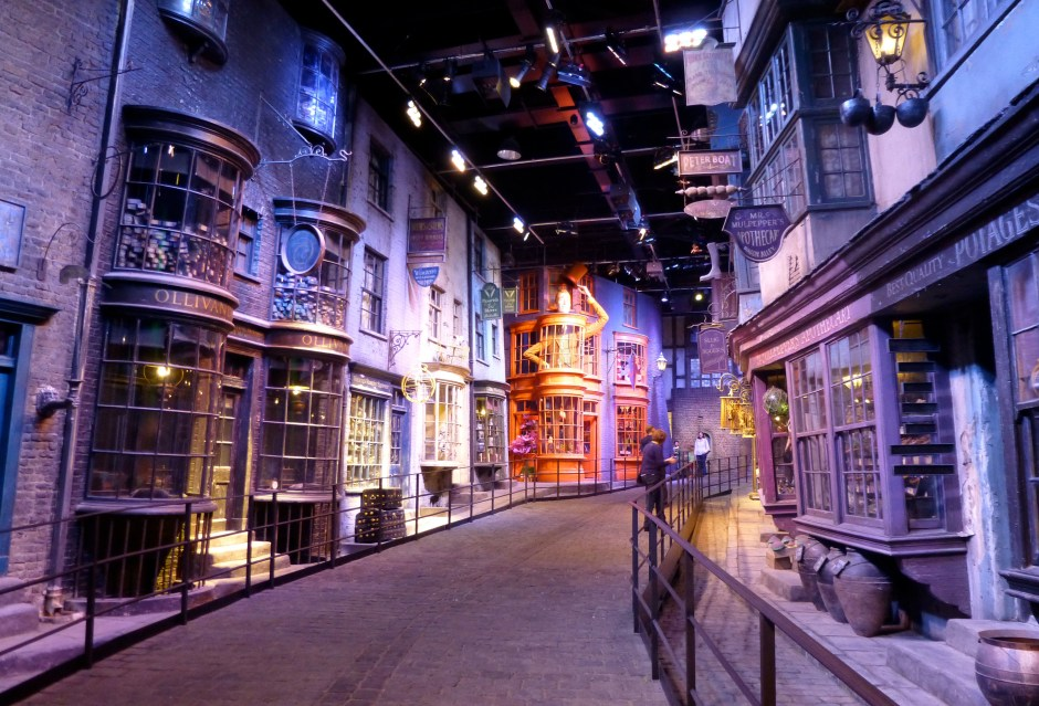 Chemin-De-Traverse-Studios-Harry-Potter-Londres