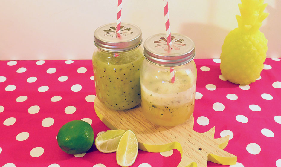 Smoothies-ananas