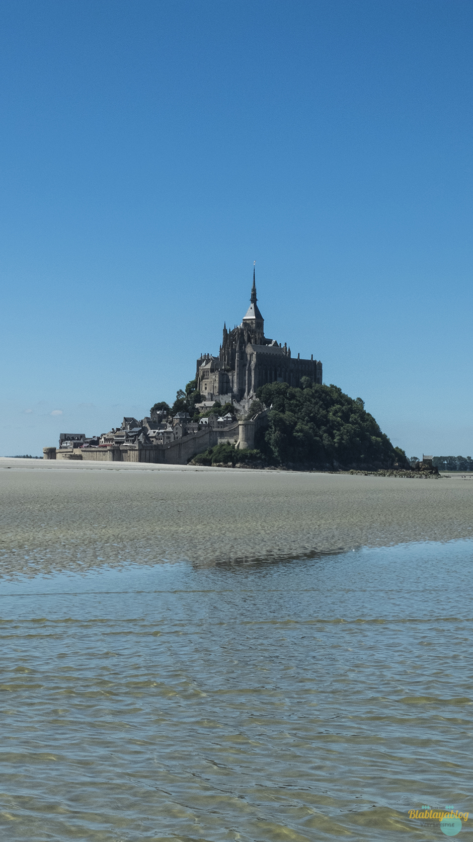 Le-Mont-Saint-Michel-Normandie-France2
