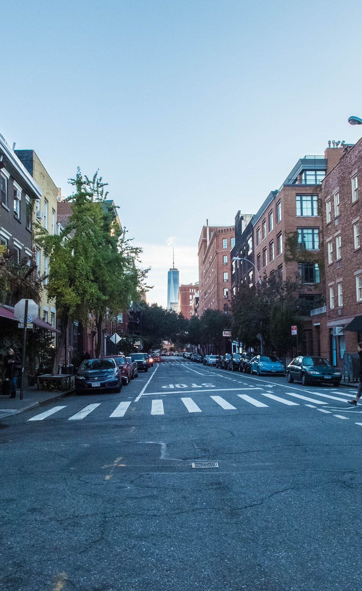 Quartier-de-Greenwich-village-New-York