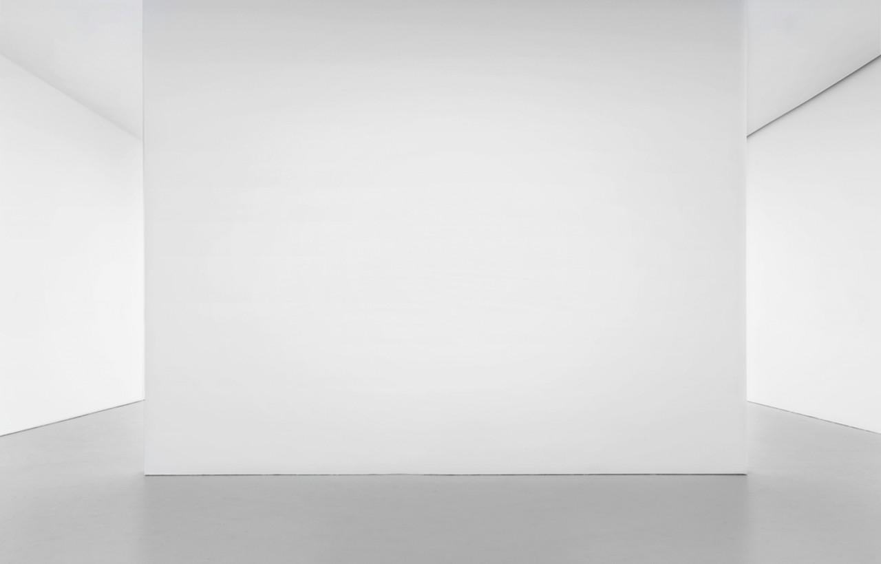 Boksen går er en hvit utstillingsboks