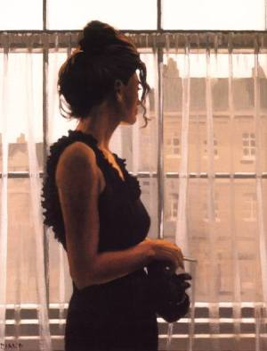 Yesterday's Dreams - Jack Vettriano