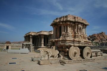 Hampi palace - chariot