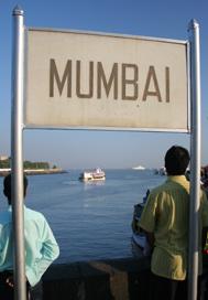 Mumbai - sign
