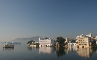 Udaipur sunrise