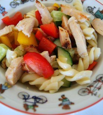 Kylling salat