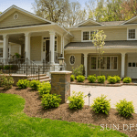 Exterior Home Design Portfolio Northern Va Sun Design