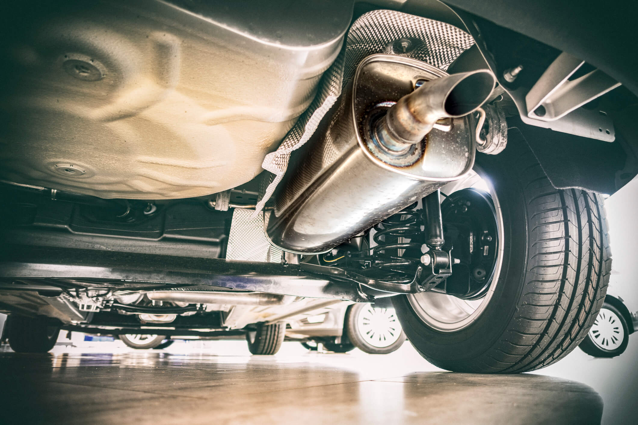 exhaust systems 101 car exhaust