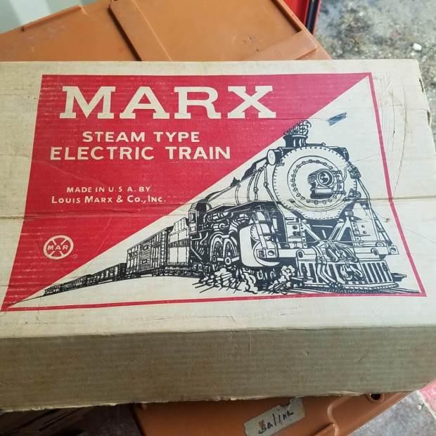 Marx Train