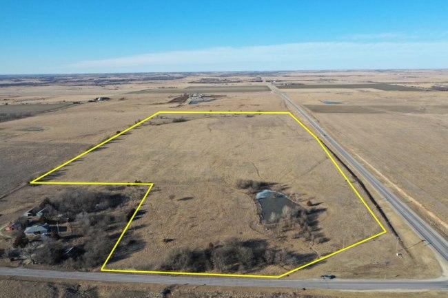 65.74 Acres, Marion County Kansas Land