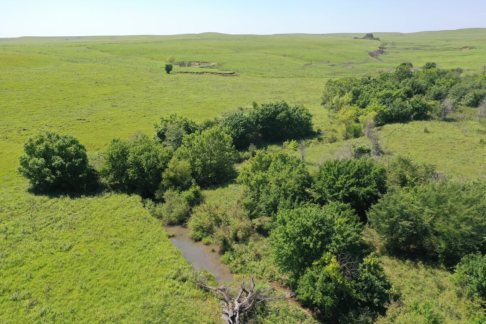Chase County Kansas Flint Hills Ranch