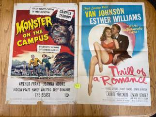 Movie Poster Auction #3 - 109 of 195