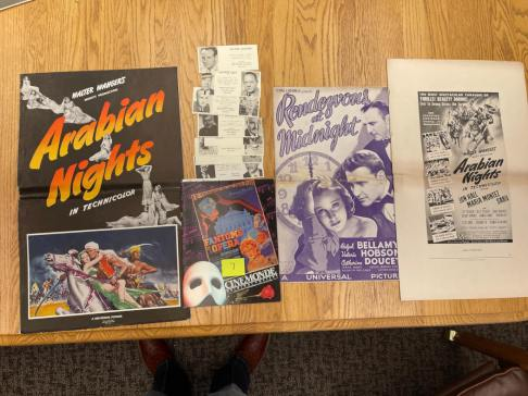 Movie Poster Auction #3 - 11 of 195