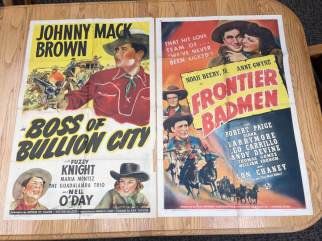 Movie Poster Auction #3 - 121 of 195