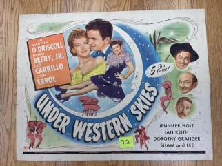 Movie Poster Auction #3 - 131 of 195