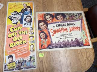 Movie Poster Auction #3 - 133 of 195