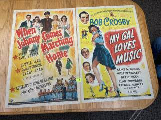 Movie Poster Auction #3 - 138 of 195