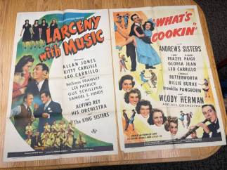 Movie Poster Auction #3 - 140 of 195