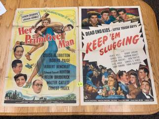 Movie Poster Auction #3 - 142 of 195