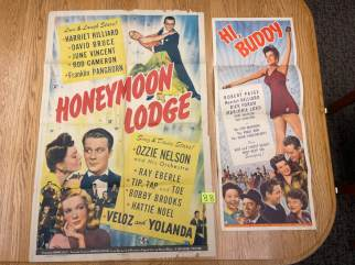 Movie Poster Auction #3 - 149 of 195