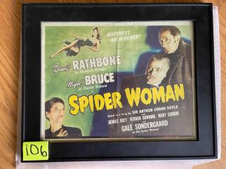 Movie Poster Auction #3 - 173 of 195