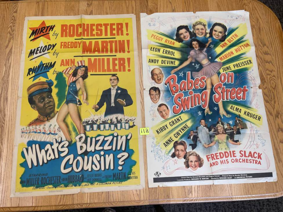 Movie Poster Auction #3 - 195 of 195