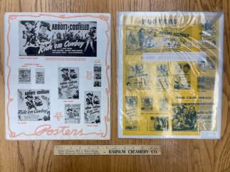 Movie Poster Auction #3 - 4 of 195