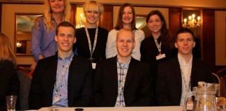 WCCS delegation