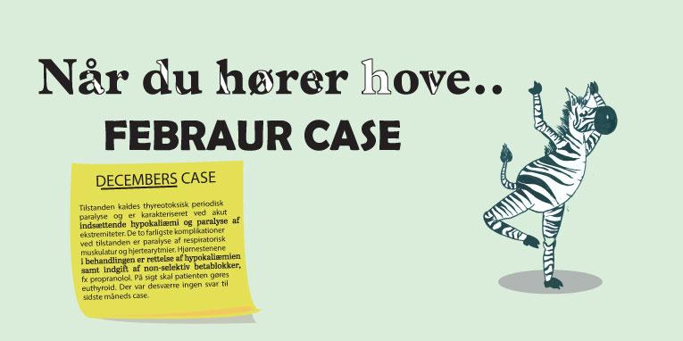 Case: Du er praktiserende hudlæge…