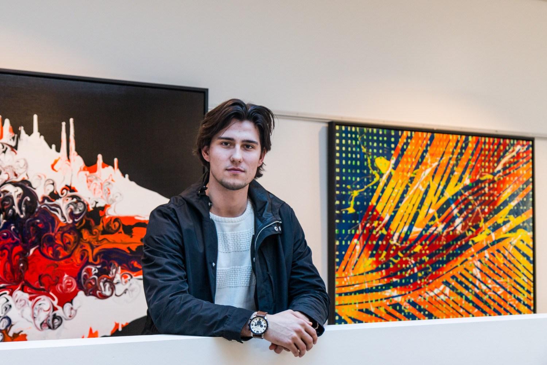 Kristian Bjerre Andersen – Månedens studerende oktober 2017